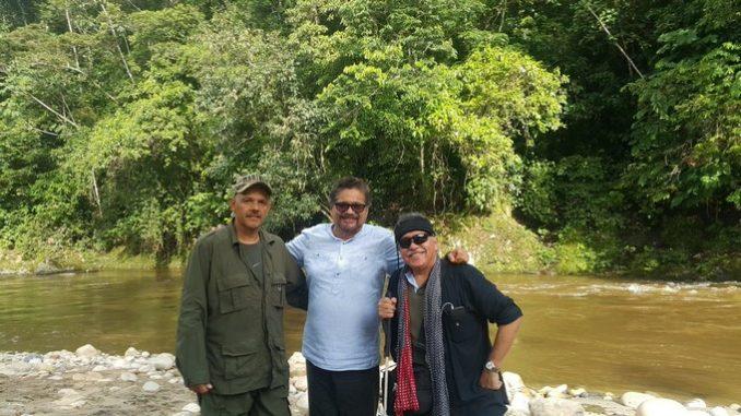 Venezuela es el sitio de encuentro seguro de 'Iván Márquez' para relanzar sus actividades narcoterroristas