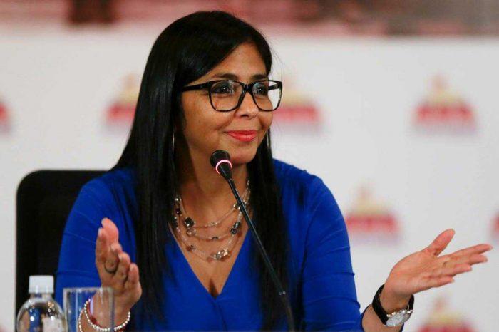 EE.UU acusa a Trinidad y Tobago de violar Tratado de Río al permitir visita de Delcy Rodríguez