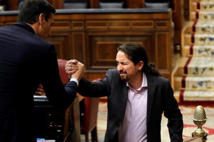 Víctimas de Covid-19 demandan a Pedro Sánchez y al gobierno socialista en España