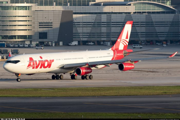 Informe: Vínculos de aerolínea Avior y el régimen de Nicolás Maduro son más amplios de lo reportado