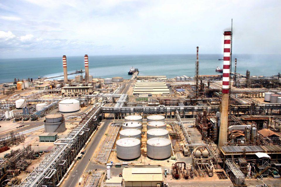 producción de gasolina en PDVSA