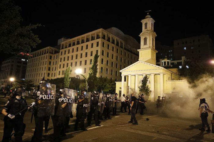 Análisis: Lo que esconde la izquierda sobre los disturbios en EE.UU