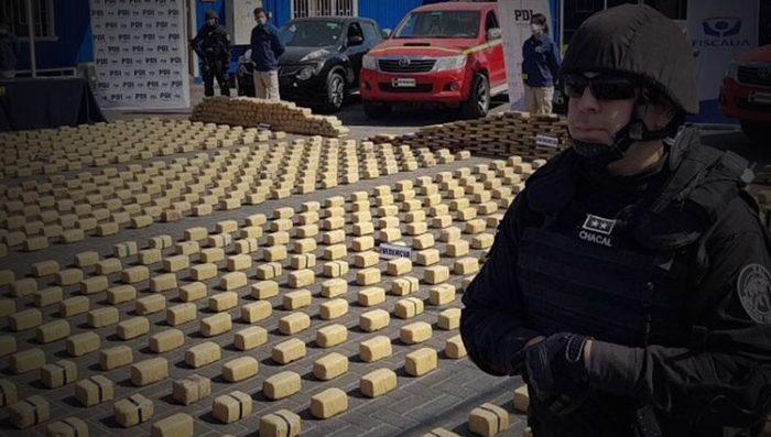 Informe: ¿Cuáles son las nuevas rutas de la cocaína boliviana?