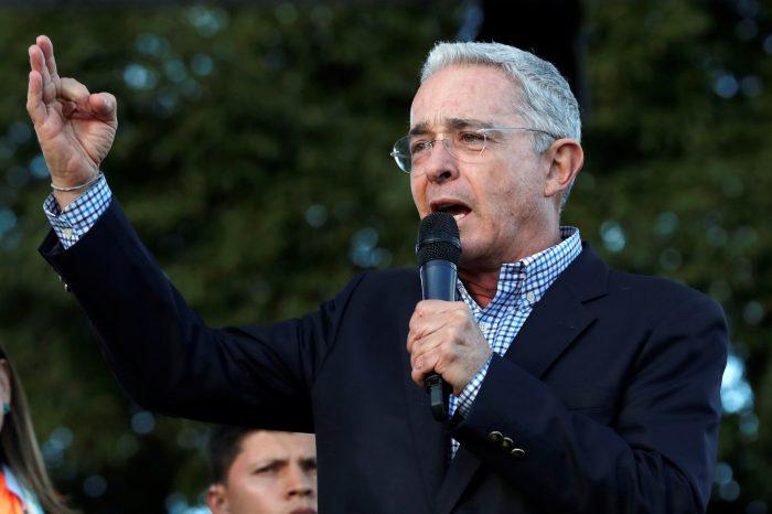 """Alvaro Uribe: """"Es importante que el mundo insista en la extradición de Alex Saab a EE.UU."""""""