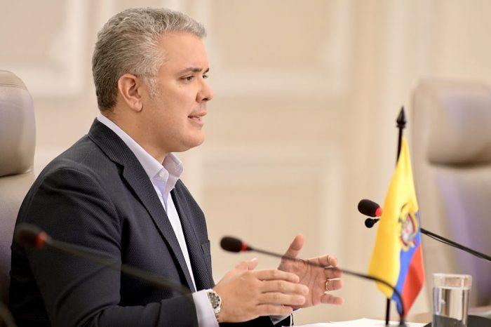 Descubren plan para atentar contra Iván Duque en Colombia