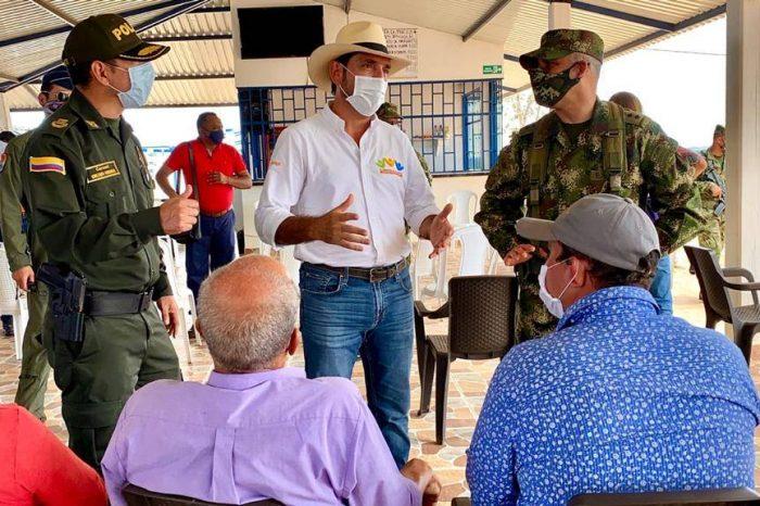 Esta es la guerra interna en Colombia en la que participa Maduro