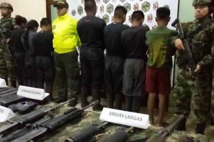 En la frontera entre Venezuela y Colombia, los narcos aumentan reclutamiento de niños