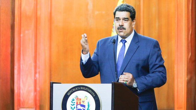Maduro rompe con Europa tras sanciones y expulsa diplomáticos de la Unión Europea en Caracas