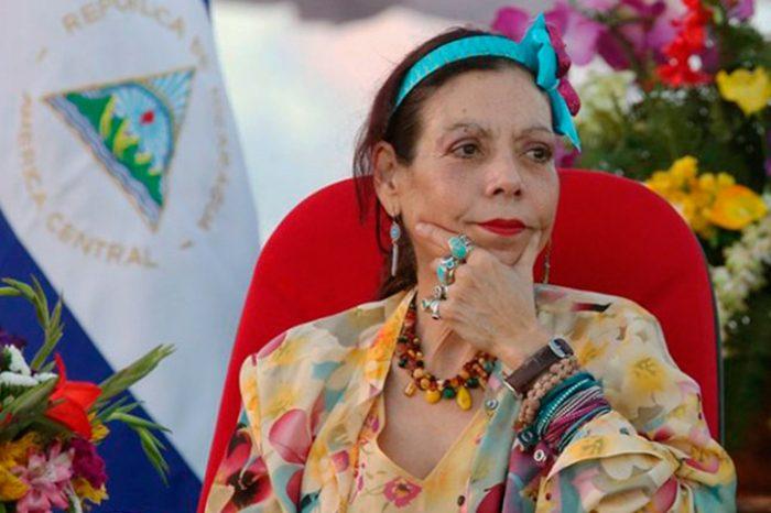 La realidad paralela de Rosario Murillo en Nicaragua