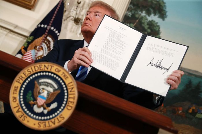 Más sanciones de EE.UU. contra Irán castigan siderúrgicas e intermediarios iraníes en Alemania y Dubai