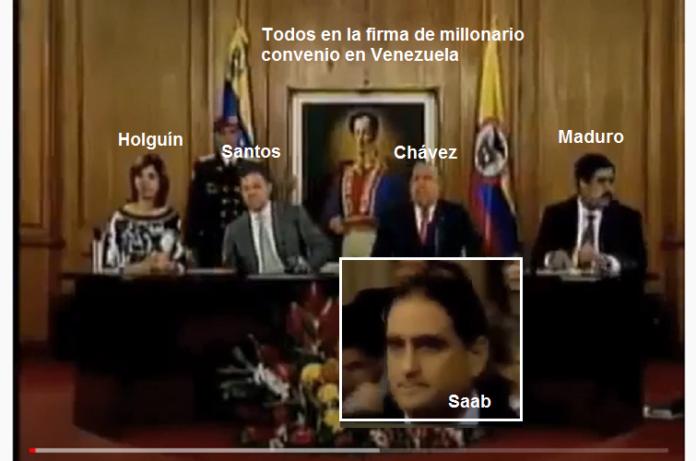 Alvaro Uribe: Alex Saab era un protegido del ex presidente Juan Manuel Santos