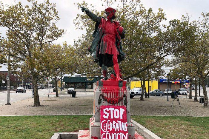 Trump endurece posición contra vándalos que atacan monumentos en EE.UU.