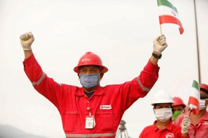 Irán se ratifica como el socio petrolero preferido por Nicolás Maduro
