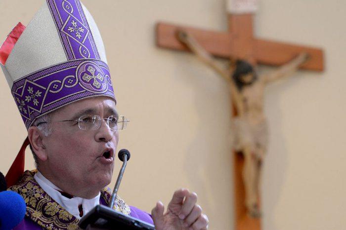 """""""Nicaragua enfrenta dos crisis: Ortega y el Coronavirus"""", dice obispo en el exilio"""