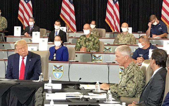 Operación Antinarcóticos de EE.UU. en el Caribe captura 120 toneladas de cocaína, 1.000 narcotraficantes, entre ellos venezolanos