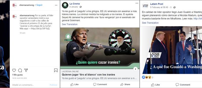 Destapan red de fake news que hizo campañas para Maduro y Correa
