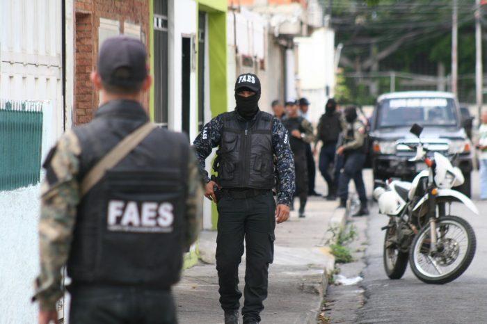 Las policías de Maduro: más letales que la pandemia