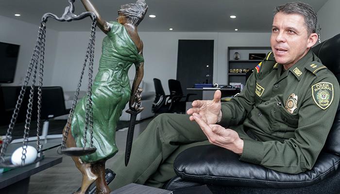 Un general colombiano también sería un testigo clave contra Alex Saab en EE.UU.