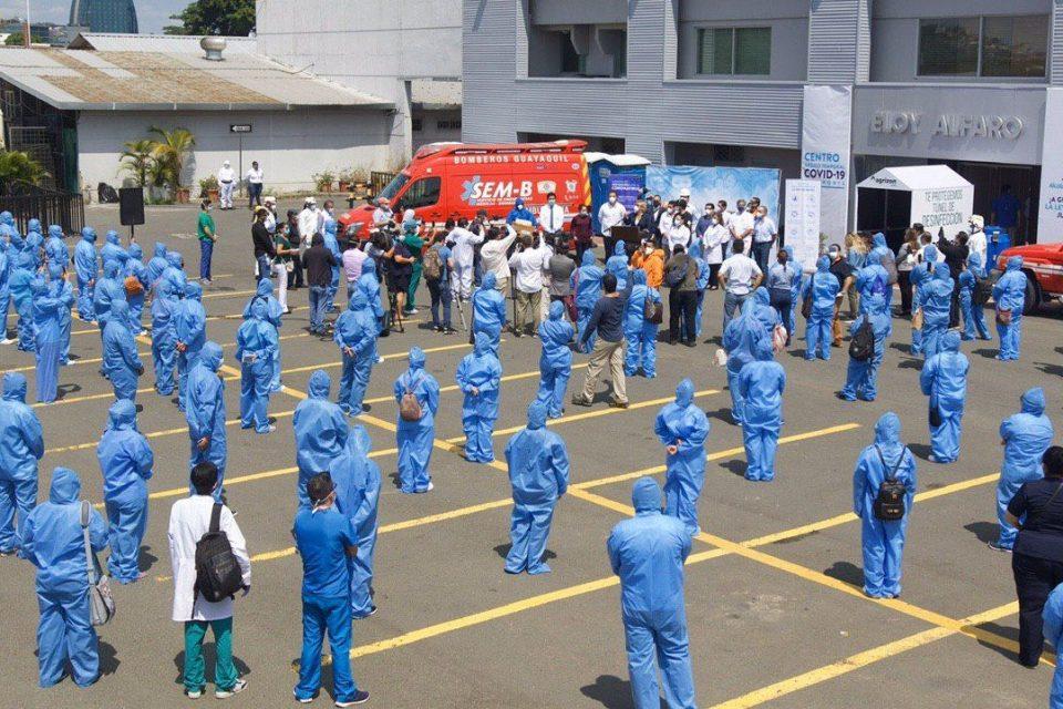 Cómo fue el plan de Guayaquil para controlar el coronavirus