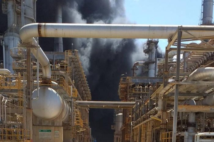 Dentro de los recientes accidentes en la Refinería de Cardón y el contrabando de gasolina