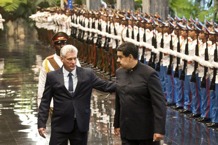 Informe: Conozca la estrategia de redes sociales que armó Cuba para posicionar a Maduro