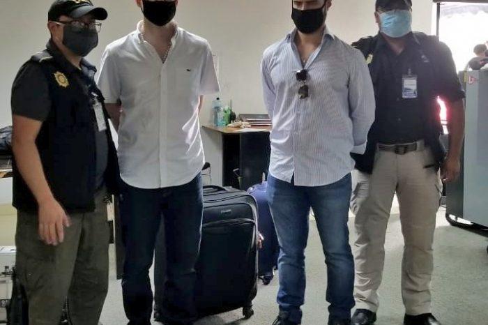 Arrestan a dos hjios de ex presidente panameño Ricardo Martinelli por investigación de Odebrecht en EE.UU.