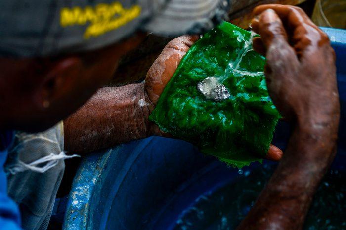 Mujeres e indígenas son los que más sufren por la contaminación con mercurio en el Arco Minero