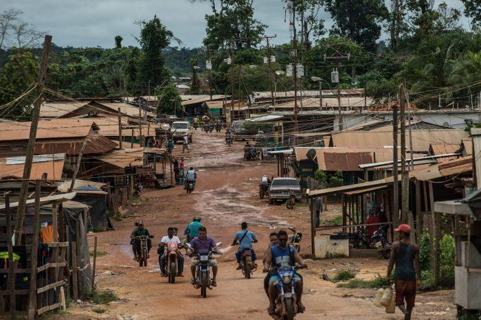 Las infrahumanas condiciones de trabajo de la minería ilegal en Venezuela