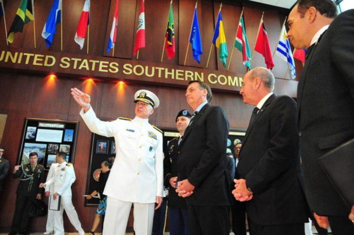 Un general brasileño se une al Comando Sur de EE.UU. para ampliar labores de inteligencia sobre Venezuela