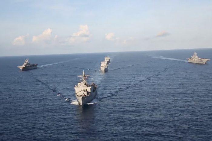 EE.UU. se prepara para incautar carga de 4 tanqueros iraníes que van rumbo a Venezuela