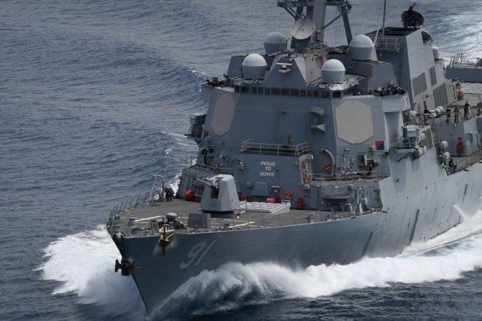 Marina de EE.UU. desafía nuevamente al régimen de Nicolás Maduro frente a las costas de Venezuela
