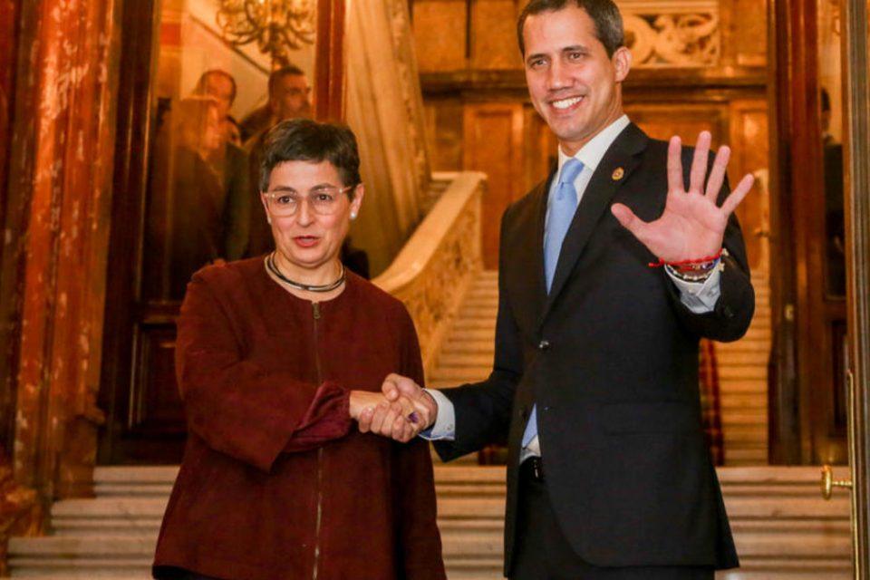 España reconoce legitimidad política de Guaidó - Primer Informe