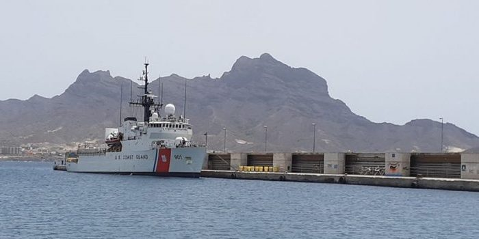 Un barco de la Guardia Costera de EE.UU. llega a Cabo Verde en medio de las tensiones por el caso Alex Saab