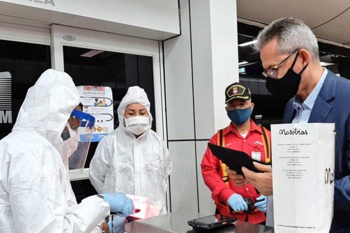 Régimen chavista autorizó vuelo humanitario Caracas - Madrid, luego de 4 días de retraso