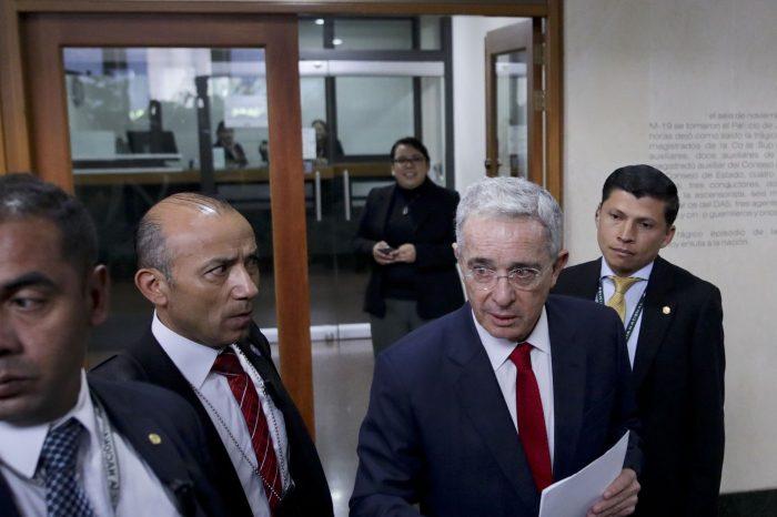 Estos son los detalles del proceso contra el expresidente Álvaro Uribe