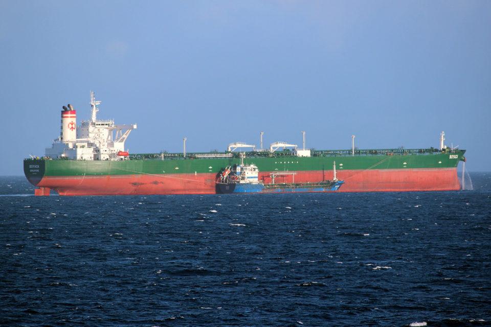 China despojó a PDVSA de tres tanqueros de gran capacidad
