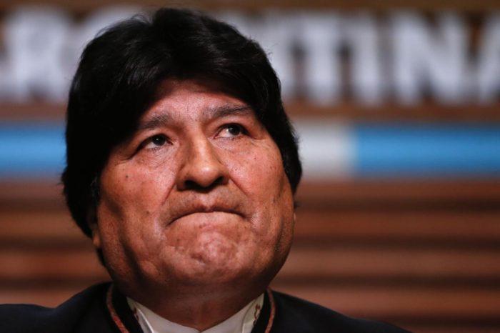 Estos son los mensajes que confirman las acusaciones de pedofilia contra Evo Morales