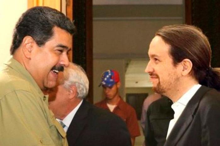 Parlamentario europeo denuncia que Maduro manipula con expedientes secretos a políticos españoles del PSOE y Podemos