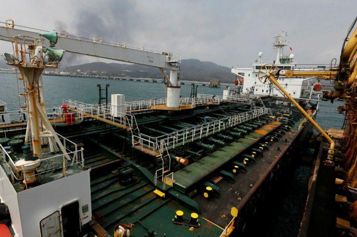Justicia norteamericana confirma que más de 1 millón de barriles de gasolina iraní que iban a Venezuela ahora viajan a Houston