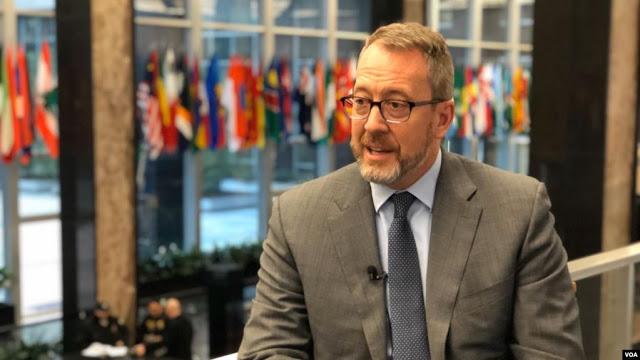 James Story: «España debe investigar la fuente de financiación de ciertas familias venezolanas en Europa»