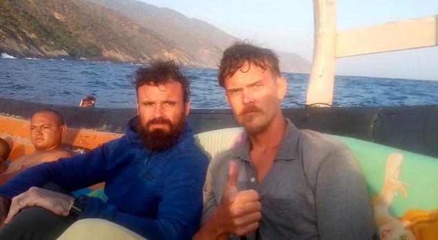 Condenan a los dos norteamericanos vinculados a la Operación Gedeón a 20 años, sin derecho a defensa