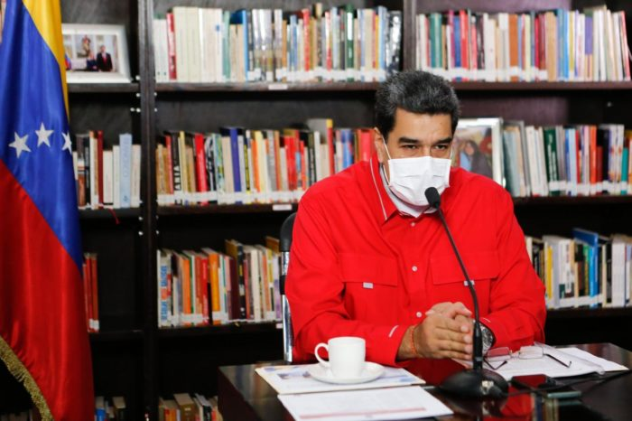 Maduro queda mal parado en los informes de la inteligencia española sobre el coronavirus