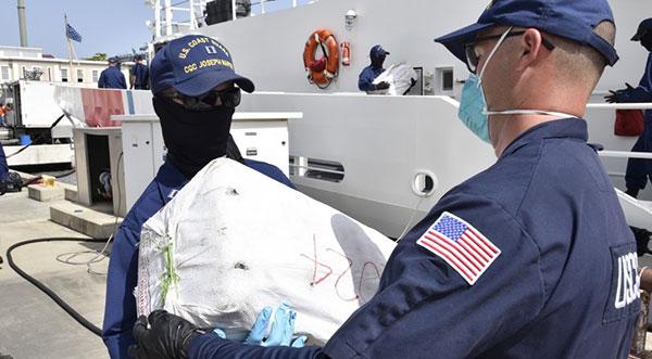 EE.UU. incauta cerca de media tonelada de cocaína en Puerto Rico proveniente de carteles del Caribe