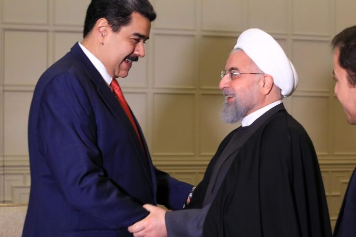 EEUU reactivará a partir de septiembre sanciones masivas contra Irán que podrían salpicar a Venezuela