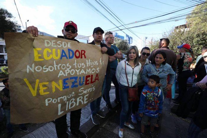 Proyectan un aumento del PIB en Ecuador por impacto de migración venezolana