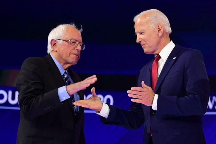 Biden intentó esconder su apoyo a la extrema izquierda en el debate presidencial