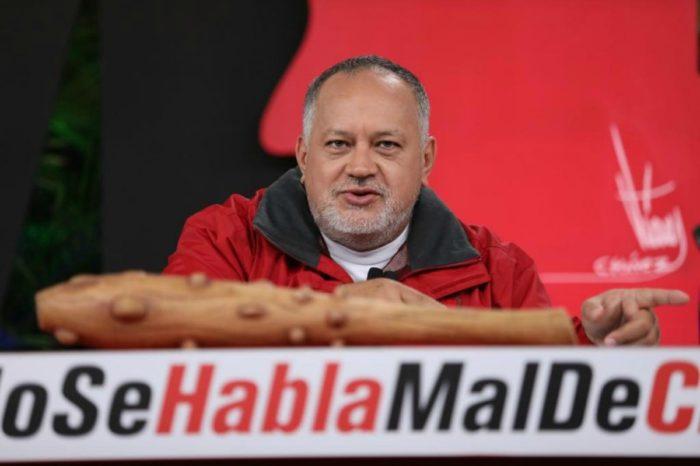 INFORME ONU | La principal arma de Diosdado Cabello para perseguir es la televisión