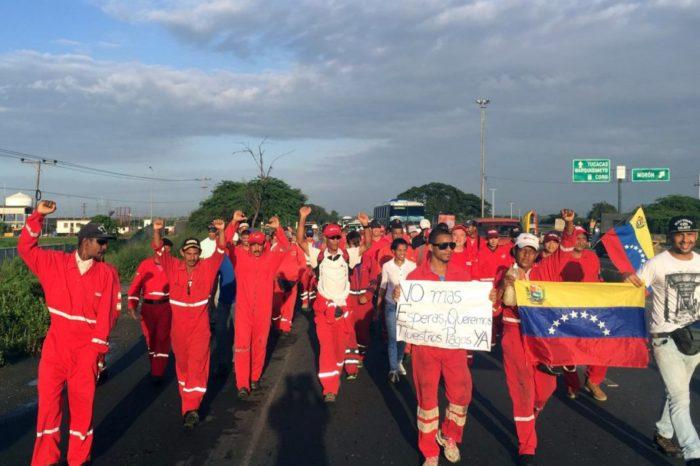 Problemas salariales también afectan la reactivación de la refinería PDVSA El Palito