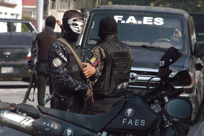El historial terrorista de las FAES