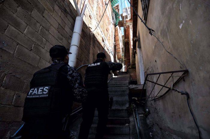 La pandemia no detiene las masacres terroristas de las FAES